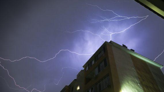 В первый день августа в Крыму объявили штормовое предупреждение