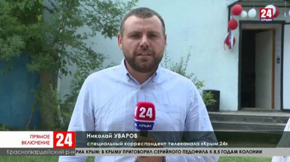 """""""Это второй референдум"""": Избиратели активно голосуют в Красногвардейском районе"""