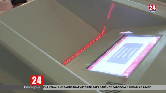На западе Крыма большая часть избирателей проявили активную гражданскую позицию