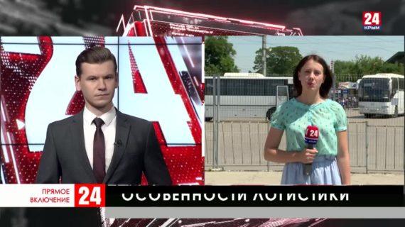В Крыму жалуются на отсутствие кондиционеров в  автобусах