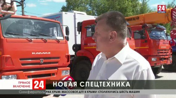 Партию новых автомобилей получил «Черноморнефтегаз»