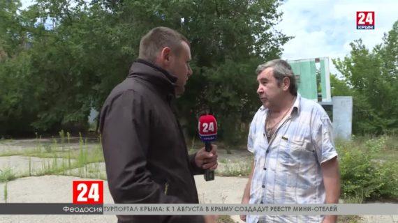 """В Феодосии рассказали о судьбе """"мёртвых особняков"""""""