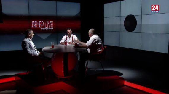 Вечер Live с Александром Макарём