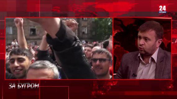За бугром. Армяно-азербайджанский конфликт, два фронта для Египта, антиевропейские санкции США