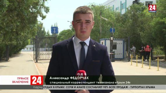 Путин примет участие в церемонии закладки военных кораблей в Керчи