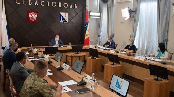 Режим повышенной готовности из-за коронавируса продлили в Севастополе на всё лето