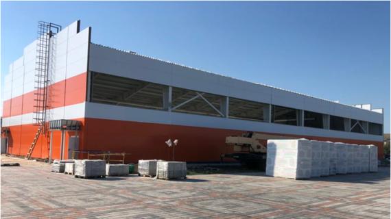 Физкультурно-оздоровительный комплекс в пгт Кировское откроют в декабре