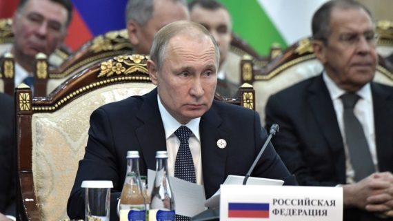 Путин перенёс поездку в Крым на следующую неделю