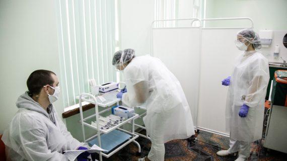 В Крыму выявили 16 новых случаев заражения коронавирусом