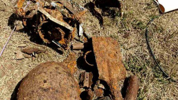 Поисковики нашли останки 12 красноармейцев в районе Керчи