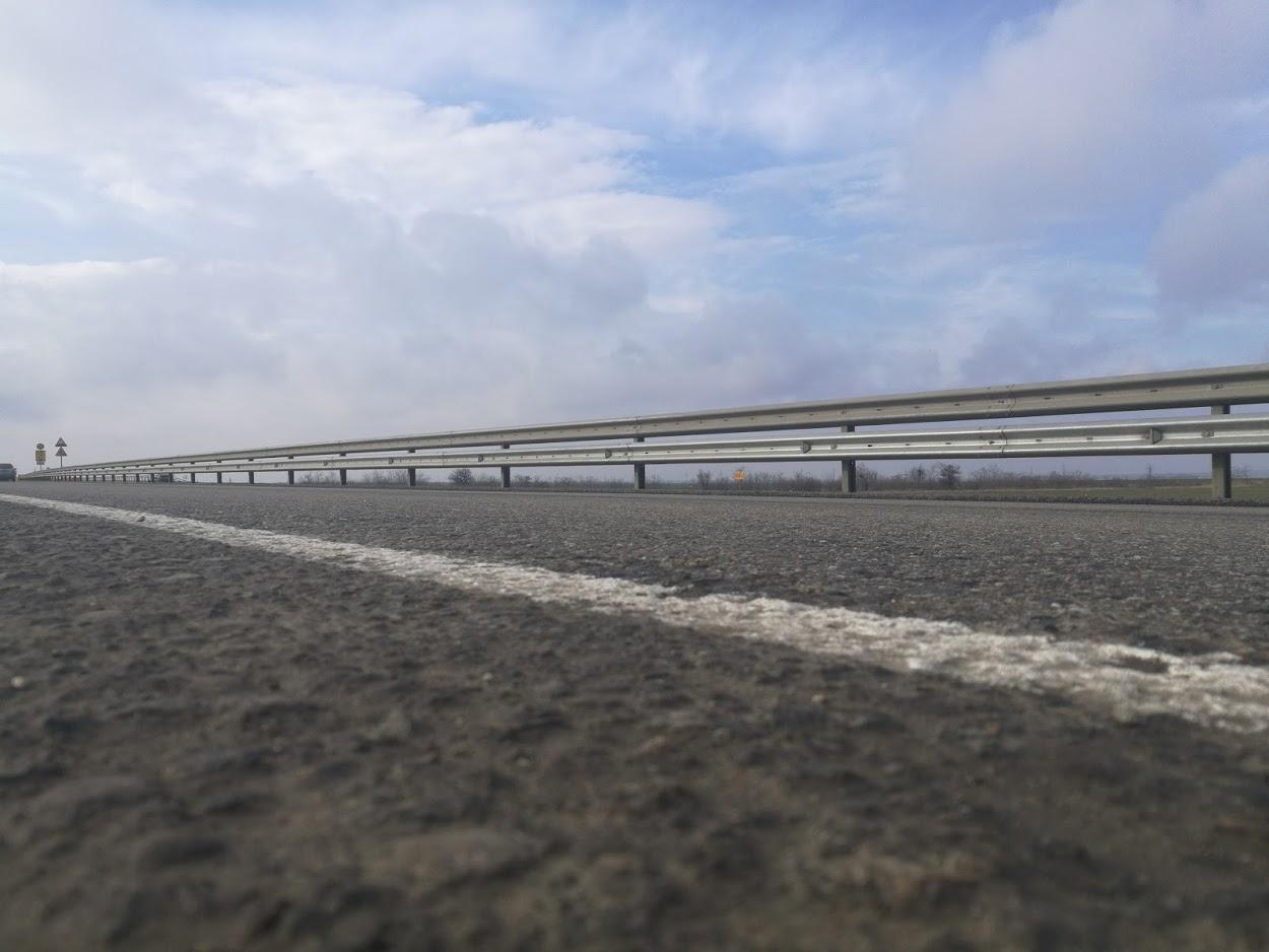 Пластиковую дорожную разметку начнут наносить в Симферополе