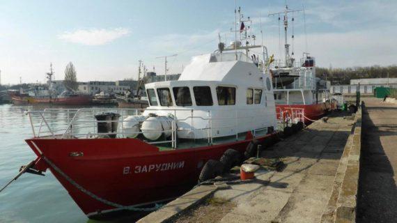 Утонувшую в Керченском проливе бронемашину будут искать водолазы из Тольятти и гидрографическое судно