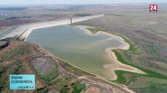 Симферополю добавили двадцать пять тысяч кубометров воды в сутки