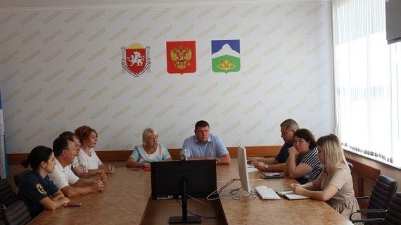 В Белогорском районе введён режим чрезвычайной ситуации