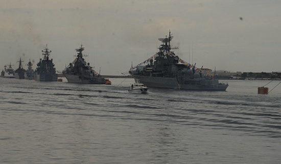 День ВМФ 2020 в Севастополе: парад боевых кораблей и военно-спортивный праздник