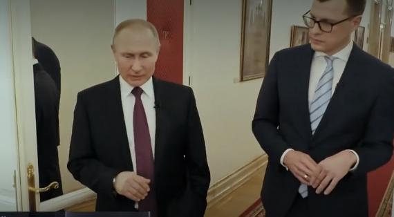 Путин о кризисе отношений с Украиной: «С Крымом это не связано»