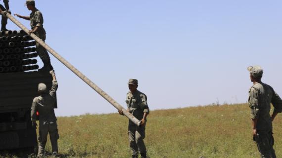 Вода в столицу Крыма: военные проложили более 50 км трубопровода от Тайганского водохранилища