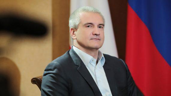Глава Крыма назвал Зеленского не президентом, а артистом западных «режиссёров»