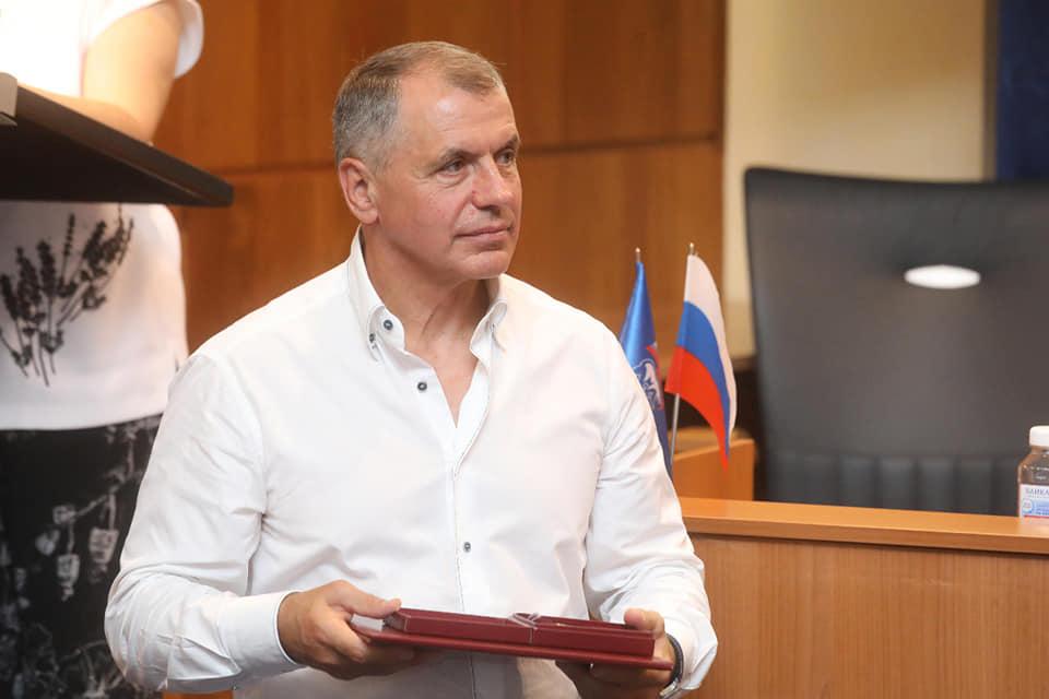 Константинов: Крым стал центром сопротивления украинскому неонацизму
