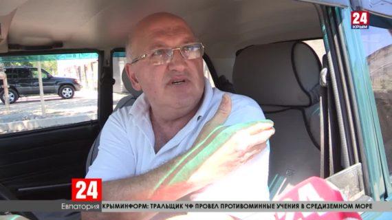 Ремонт дорожного покрытия и тротуаров начали в городах Крыма