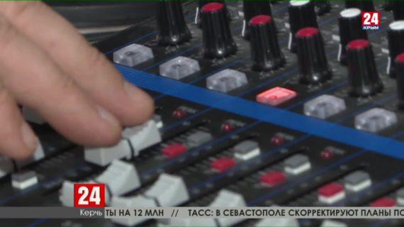 Год назад начал вещание Керченский филиал телеканала «Крым 24»
