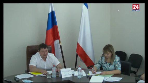 Еженедельное совещание по строительной отрасли в Совете министров РК. 20.08.20