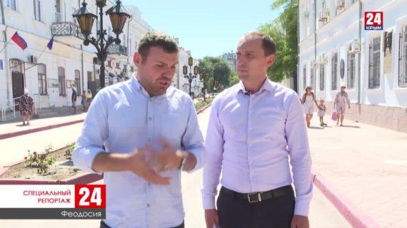 """Специальный репортаж """"Крым 24"""" Причалы и Порты"""