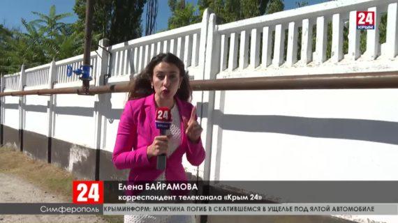 Почти пятьсот тысяч крымчан с понедельника получают воду по графику