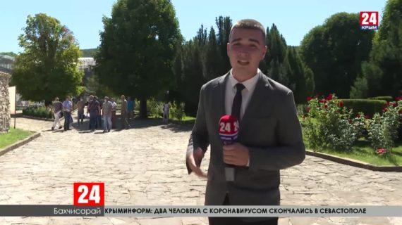 Сергей Аксёнов проверил работу подрядчиков Бахчисарайского района