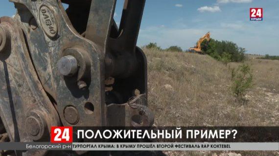 Некоторые строительные объекты Советского района сдают в эксплуатацию