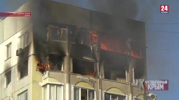 Подъезд керченского дома, в котором произошел взрыв, признали аварийным