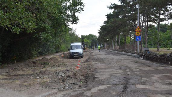 Одну из улиц в Симферополе отремонтируют к середине сентября