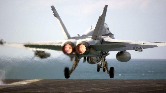 Названа причина крушения Су-27 в Крыму