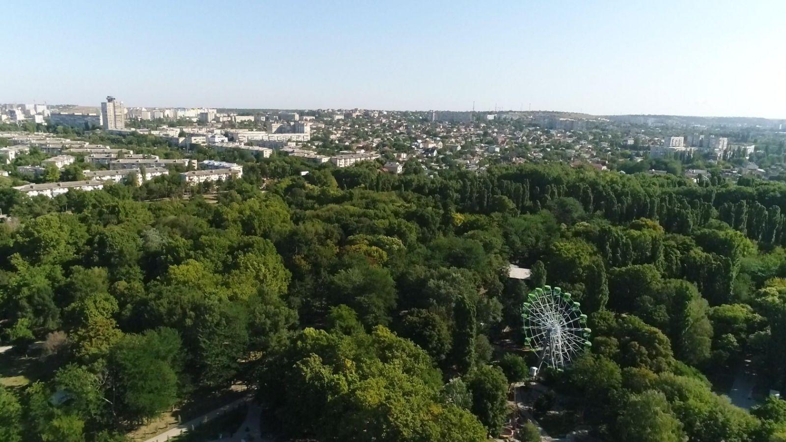 Гагаринский парк в Симферополе ждёт реконструкция