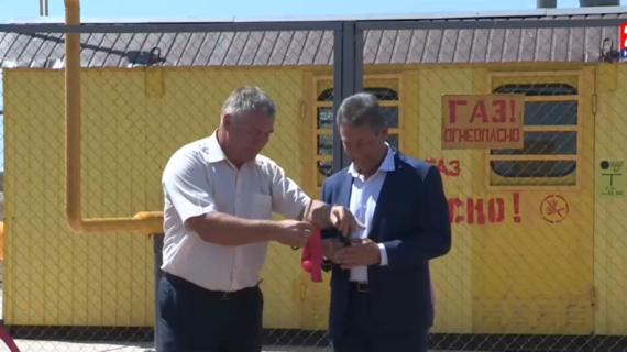В крымское село спустя 30 лет ожидания провели газопровод за 37 миллионов