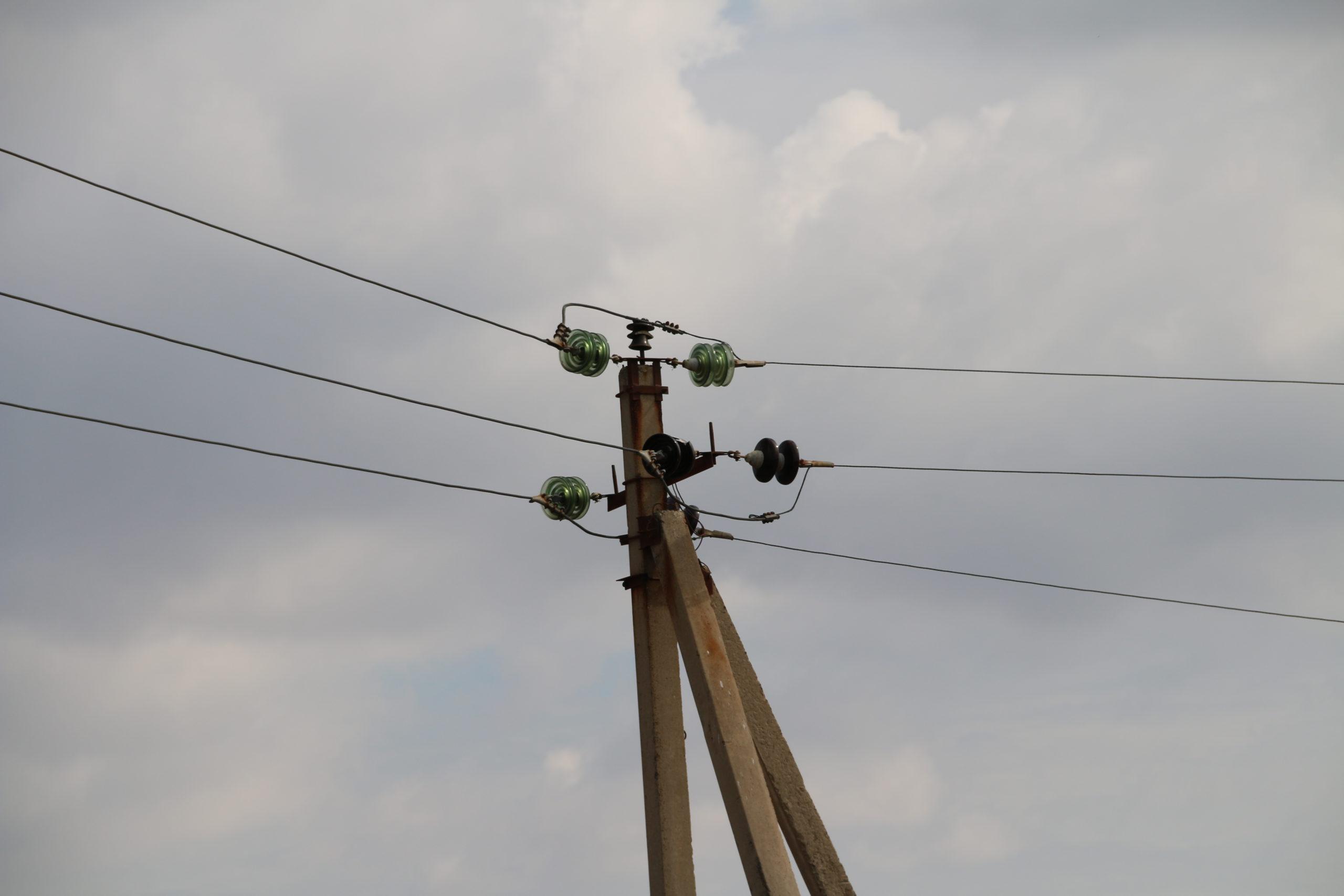 2000 человек в Керчи остались без света