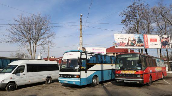 220 новых автобусов поступят в города Крыма