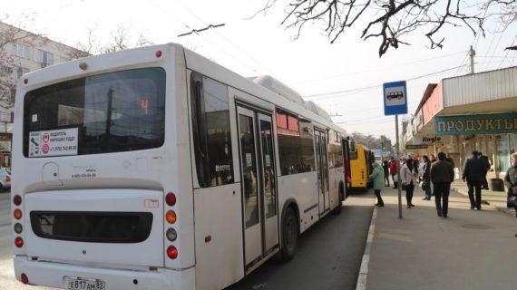 В Симферополе увеличат количество маршруток в Каменку