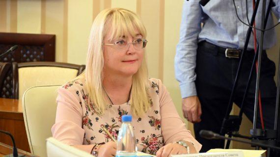 Вице-премьер РК Ирина Кивико рассказала о планах крымской делегации на Петербургском экономическом форуме