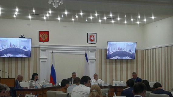 Председатель Госсовета РК рассказал о патриотическом воспитании в Крыму и в Украине