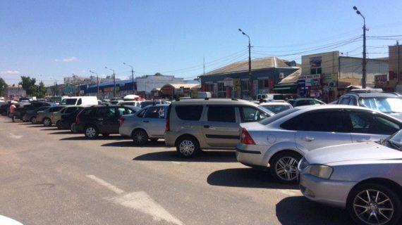 Будут ли в Симферополе строить новые парковки для автомобилей