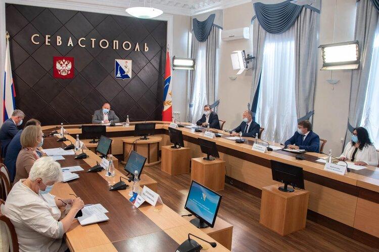 В Севастополе назначили нового вице-губернатора