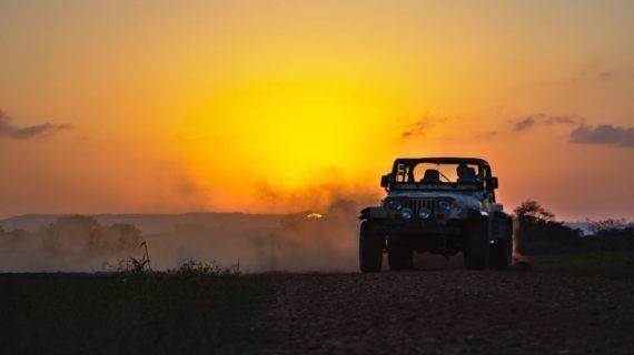 В заповедной зоне Чуфут-Кале пресекут деятельность нелегальных джиперов