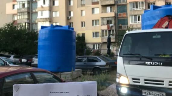 """Ажиотажа нет: """"Крым 24"""" узнал, как симферопольцы готовятся к новым """"водным"""" ограничениям"""