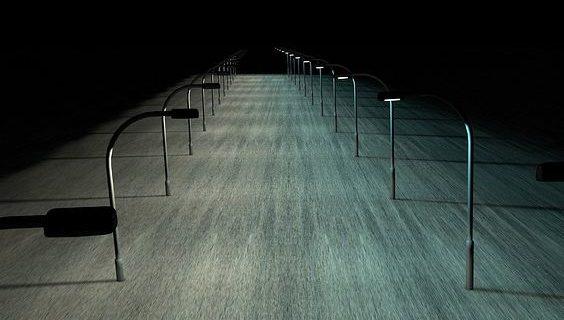 """На """"Тавриде"""" начали тестировать 2500 светильников"""