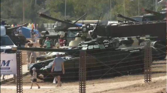 В Севастополе открылся международный форум «Армия – 2020»