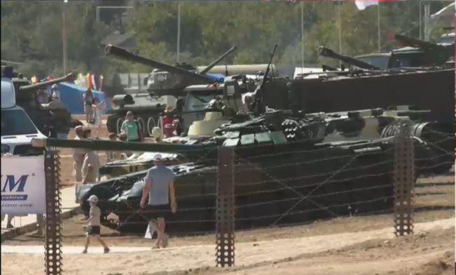 В Севастополе открылся международный форум «Армия - 2020»
