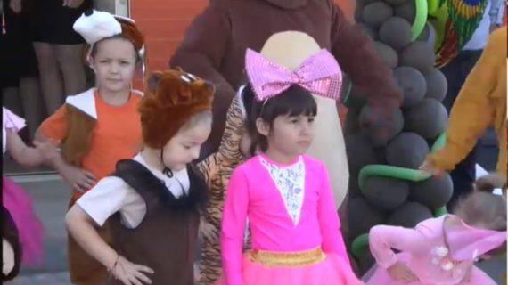 В Сакском районе открыли новый модульный детсад за 46 млн рублей