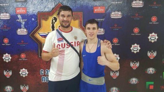Крымский боксёр представит республику на сборах в Сочи
