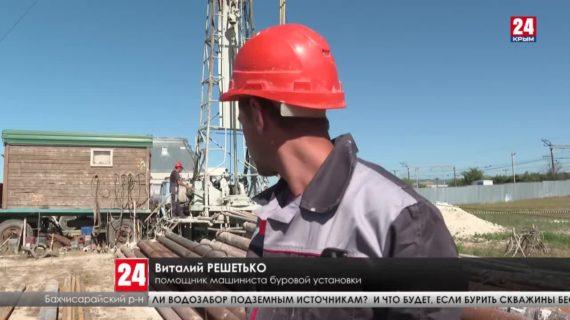 В Крыму официально – больше полутора тысяч скважин